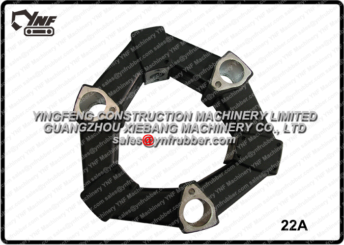 EXCAVATOR CPLG: Centaflex Coupling 2418U224S7, Natural Rubber Supplier